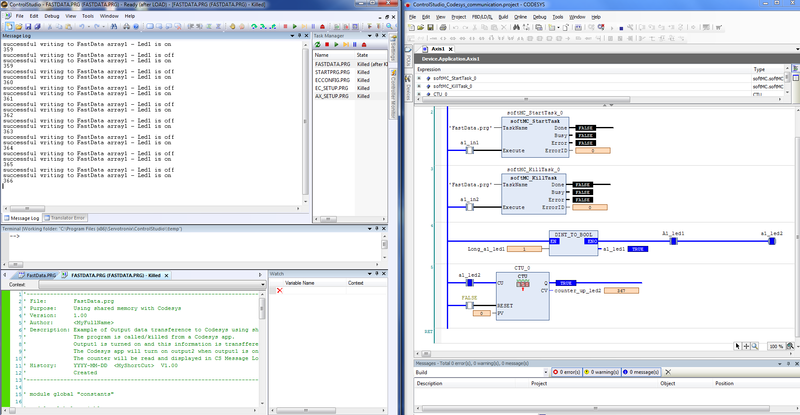 Operating CODESYS with softMC Guide Line - SoftMC-Wiki